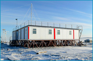 Tiksi, Russia Weather Station