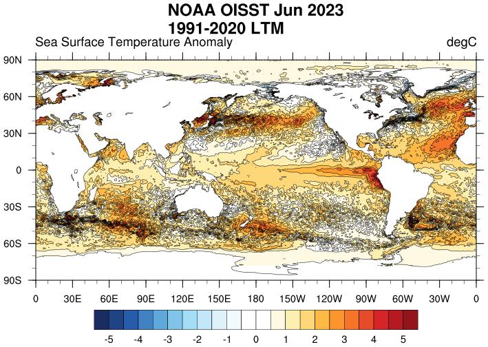 ESRL : PSD : NOAA Optimum Interpolation (OI) Sea Surface
