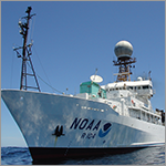 NOAA ship Ronald Brown