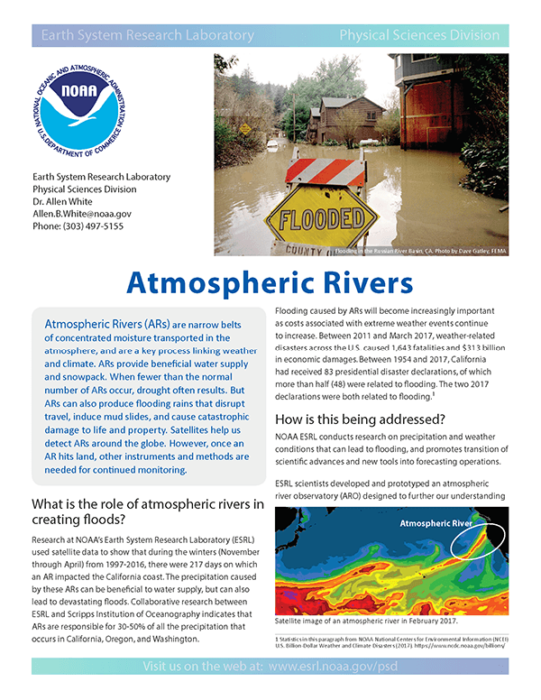 link to pdf of atmospheric rivers handout